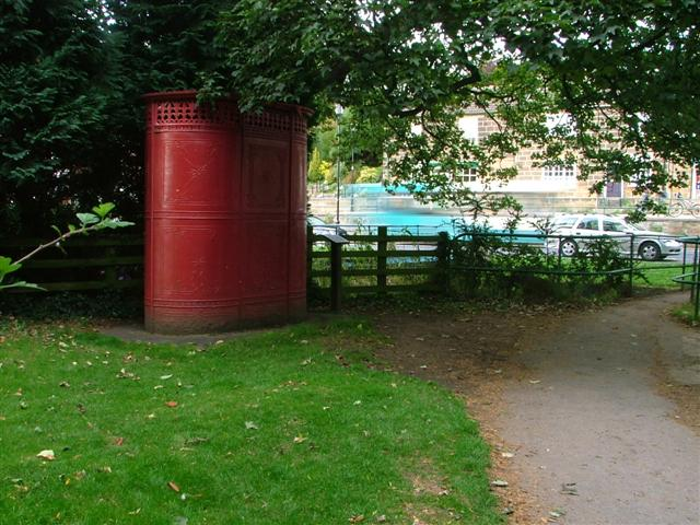 Victorian Gents Urinal, Great Ayton