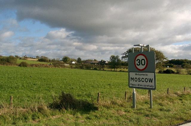 Moscow, near Kilmarnock