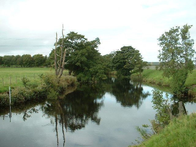 River Wyre, near Scorton