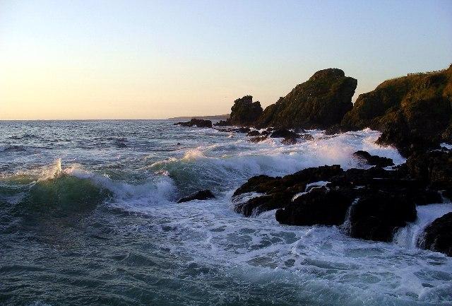 North Sea Dawn.