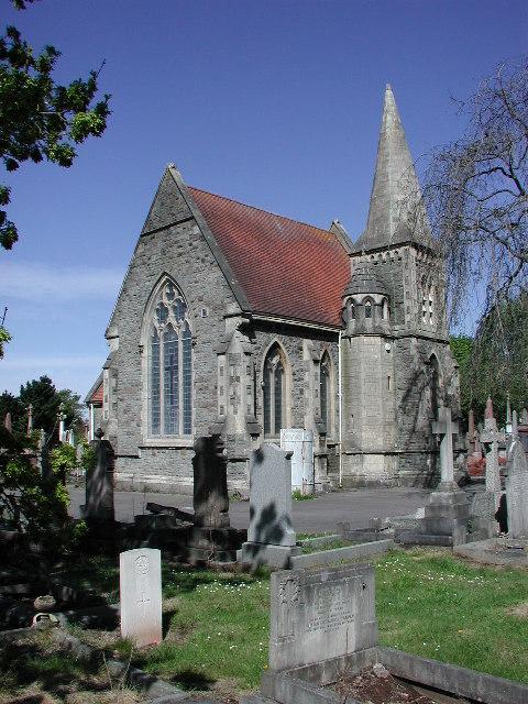 Bristol St George: Avonview Cemetery Chapel