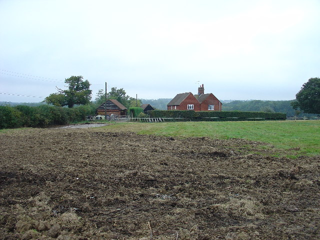 Great Benhams Farm, N of Horsham, West Sussex