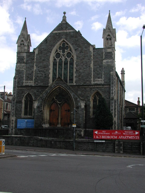 BRISTOL Eastville Park Methodist Church