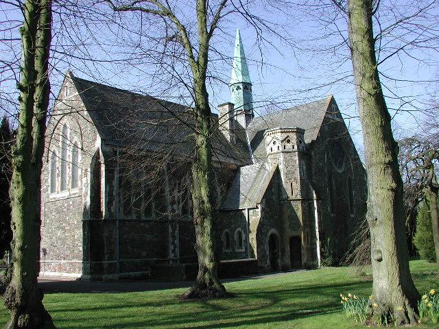 Bristol Glenside Hospital Church