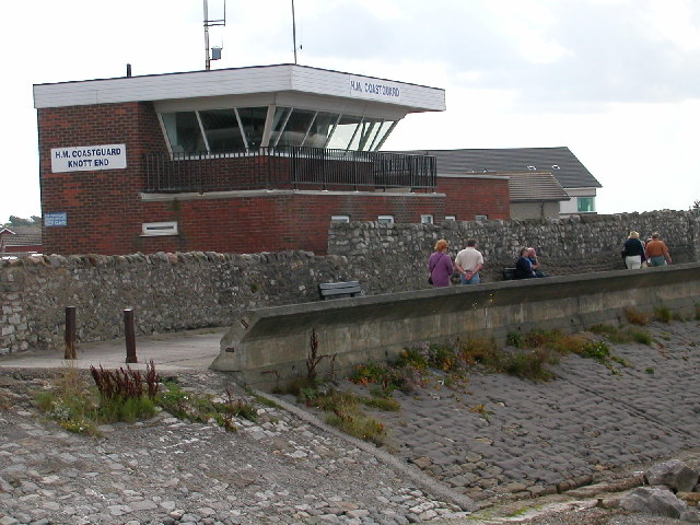 Knott End Coastguard Station