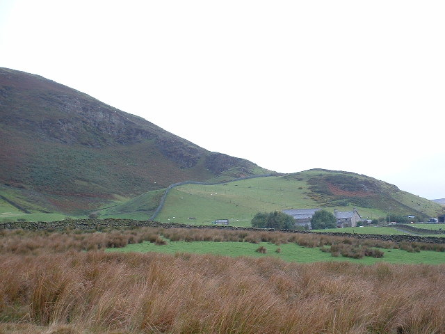 Swinside Farm & Swinside Fell