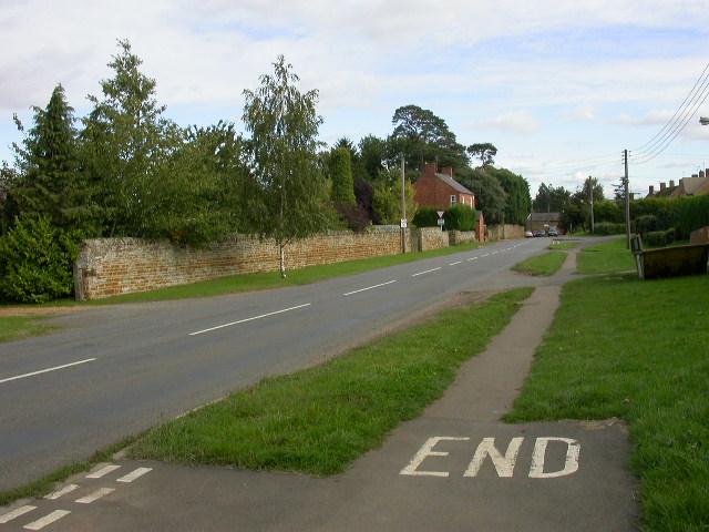 Brixworth Road