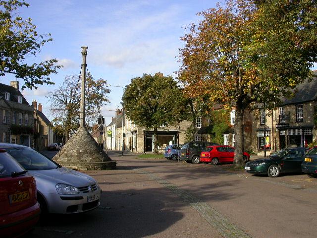 Market Square, Higham Ferrers
