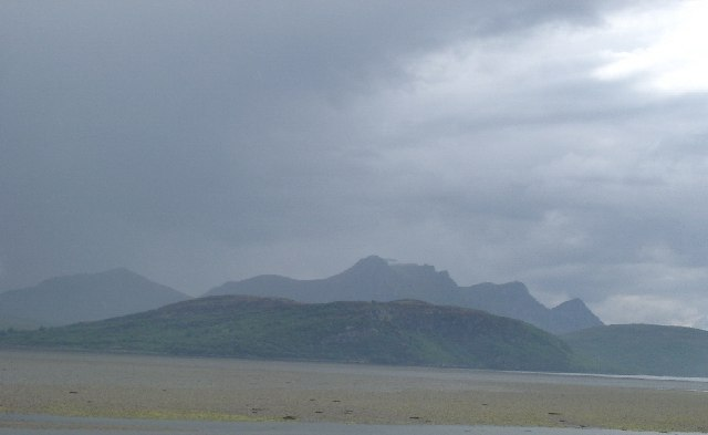 Ben Loyal from the Kyle of Tongue