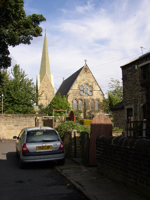 Church of St Philip and St James, Scholes, Cleckheaton