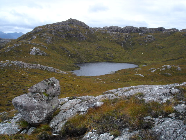 Loch an Aird-sheilg