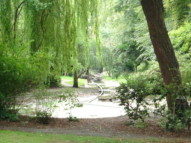 The New River Islington N1