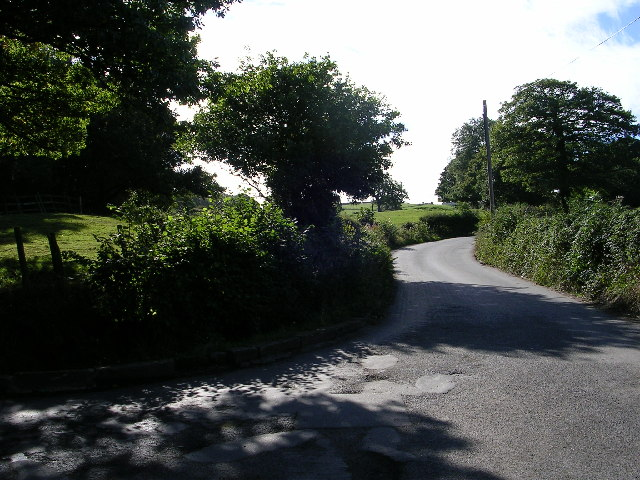 Tong - Holme Wood Boundary