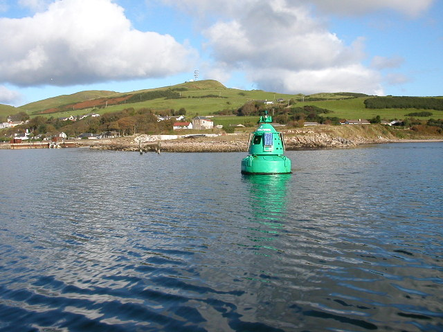 Trench Point, Campbeltown Loch, Kintyre.