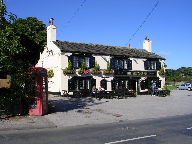 Tong Village - The Greyhound Inn
