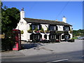 SE2230 : Tong Village - The Greyhound Inn by David Grimshaw