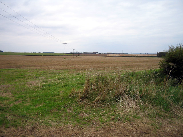 Looking towards Northwold Farm