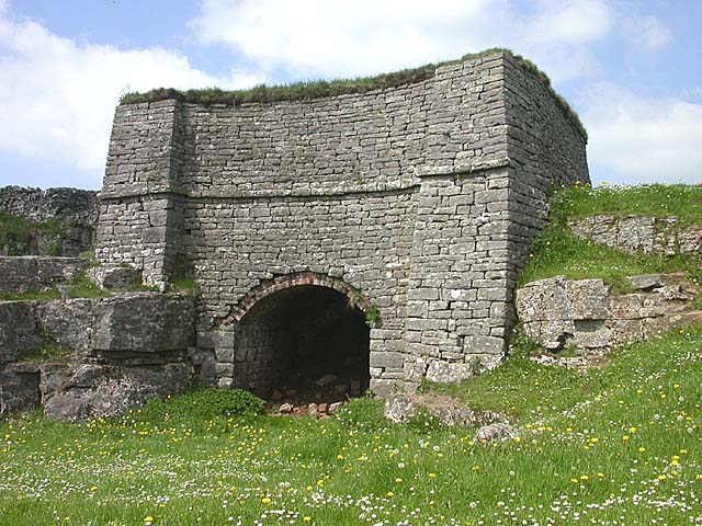 Limekiln near Tissington