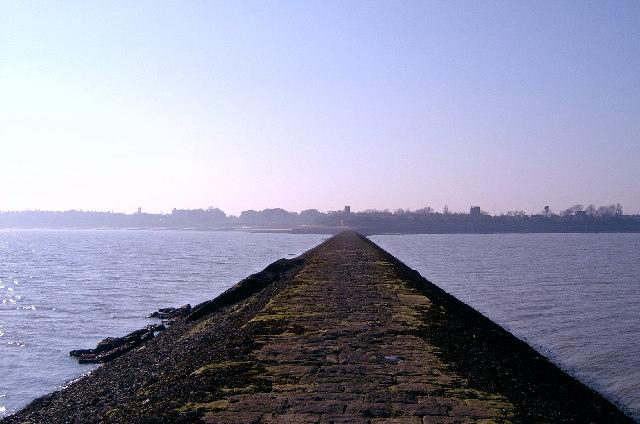 Harwich Breakwater