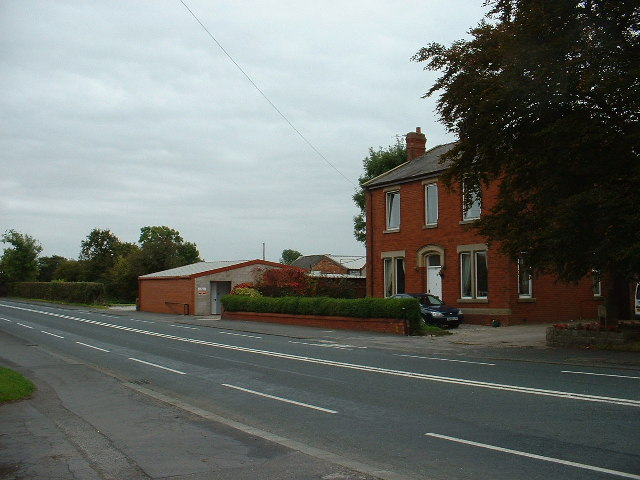 Sandhams' Lancashire Cheese Factory