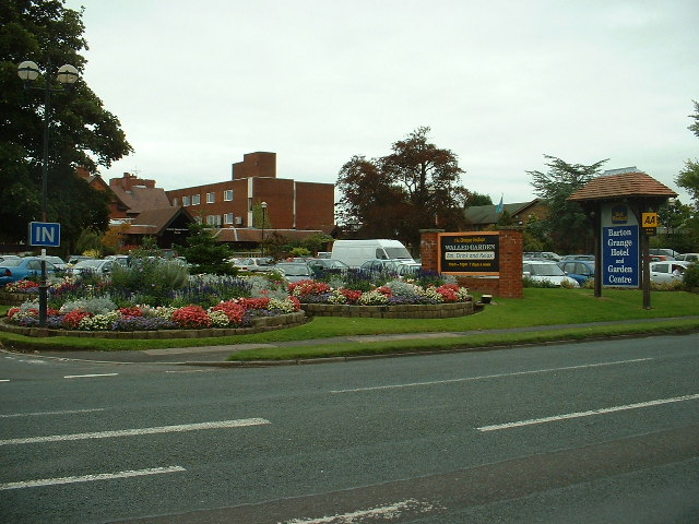 Barton Grange Garden Centre & Hotel