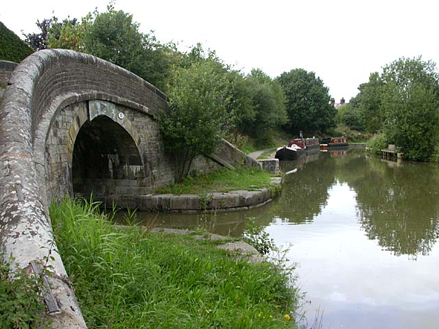 High Lane Arm bridge