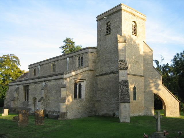 St Mary's Church, Launton