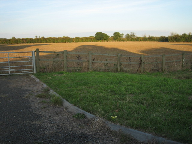 Field by Skimmingdish Lane, Bicester