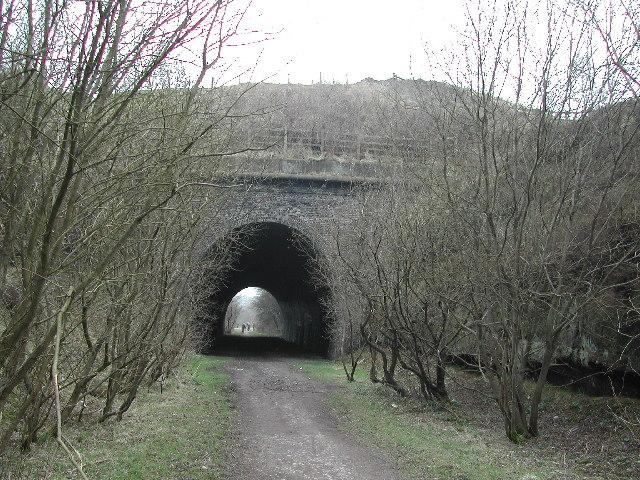 Birchall Tunnel, North Staffs