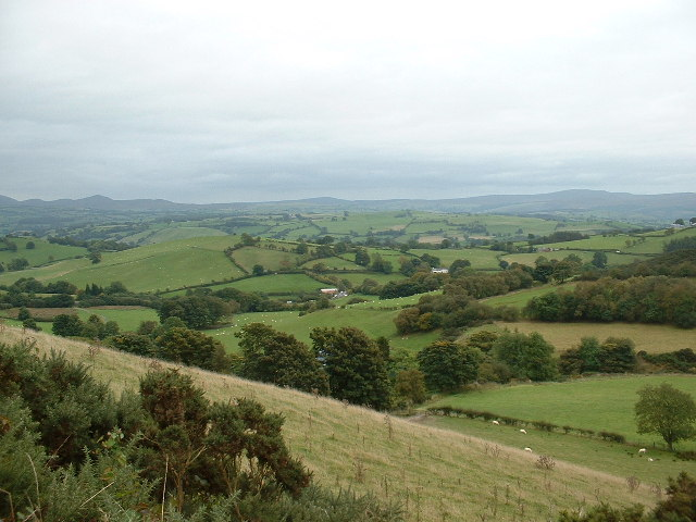 The Vale of Clwyd
