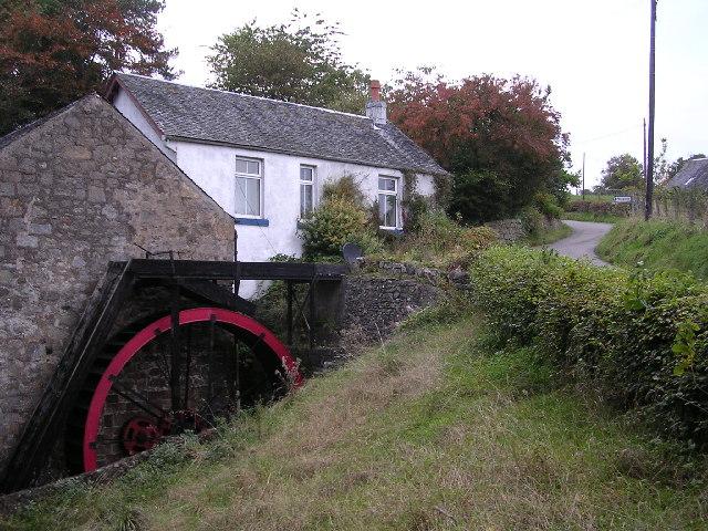 Baldernock Mill