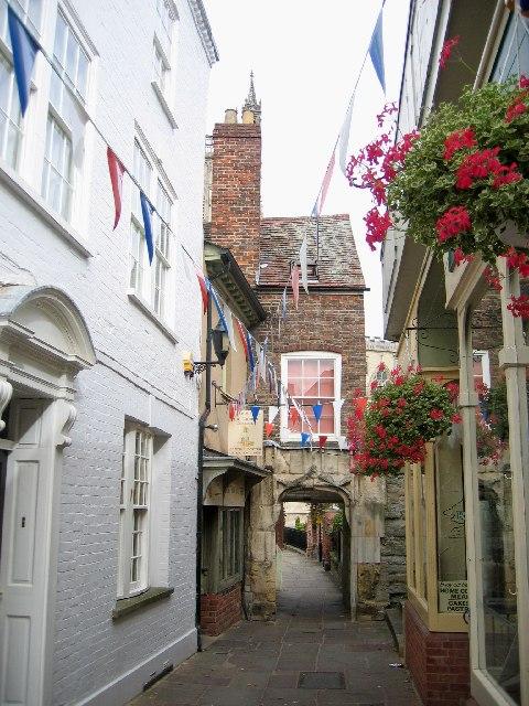 St Michael's Gate, Gloucester