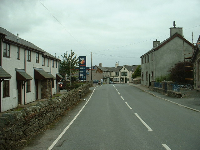 Cerrigydrudion Village Centre