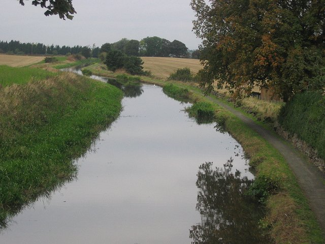 The Union Canal.