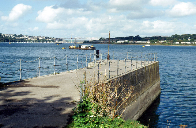 Jetty at Wilcove