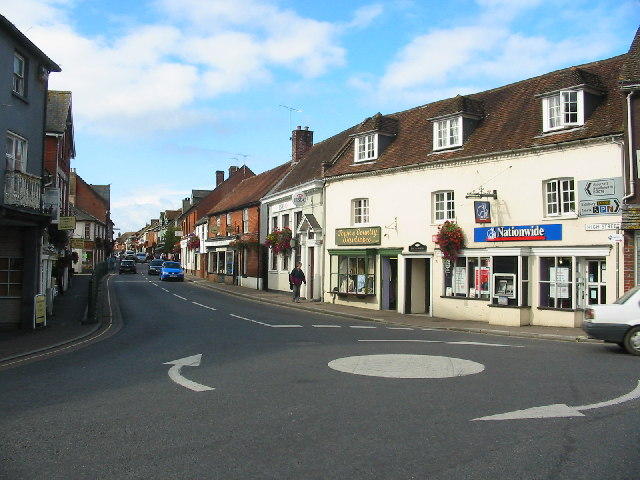 High Street, Fordingbridge
