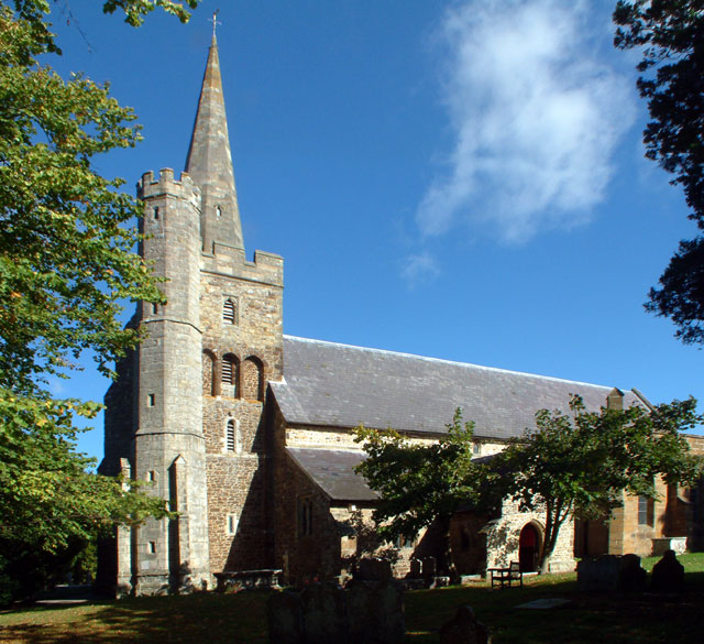 St Mary's Church, Northiam TN31