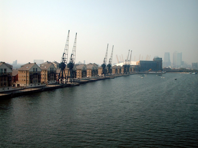 Royal Victoria Dock, London, E16