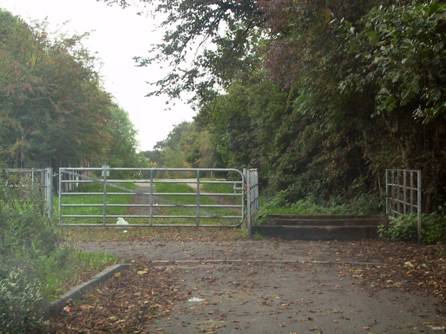 Green Lane at Baguley