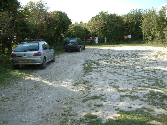 Figsbury Ring car park