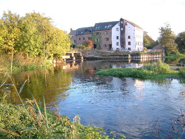 Bickton Mill