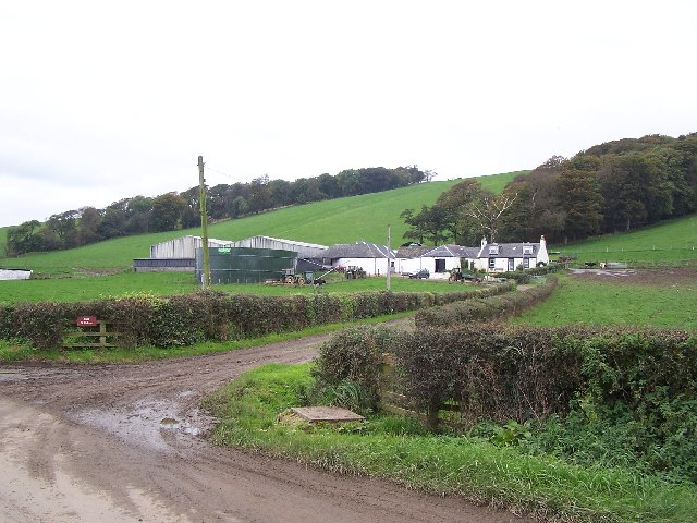 East St. Colmac Farm