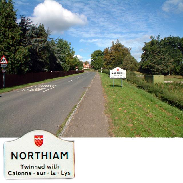 Northiam - B2088 Rye Road TN31