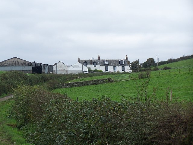 Bute, Lower Ettrick Farm