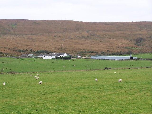Achavoulaig Farm
