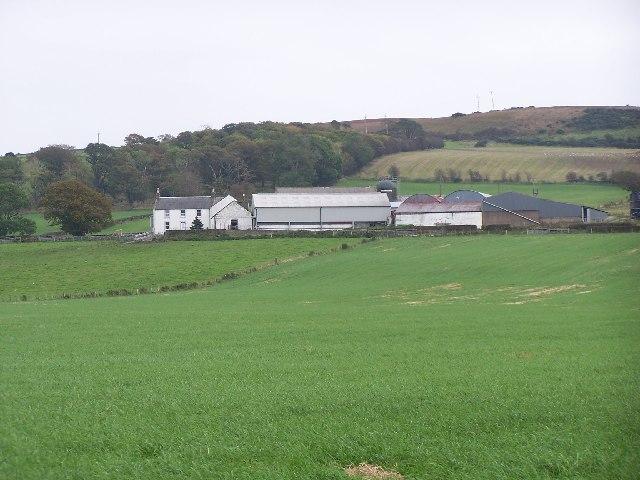 Bute, Acholter Farm
