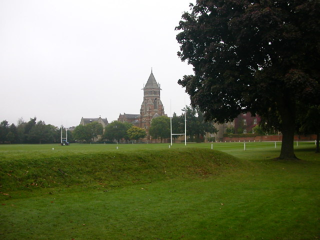 Rugby School - The Close