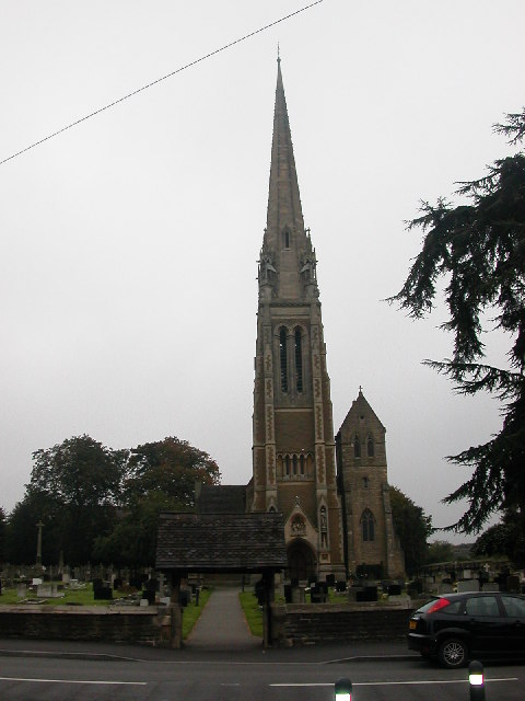 Rugby - St Marie's R C Church