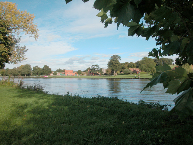 River Thames near Fawley Court