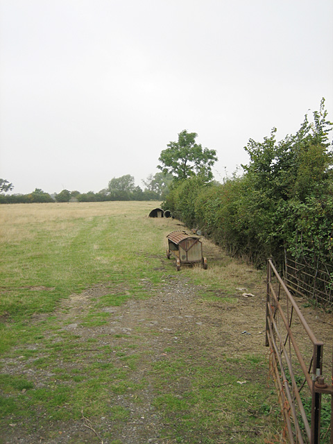 Field near Teddington
